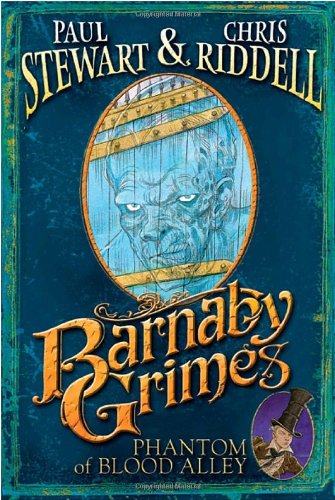 Phantom of Blood Alley (Barnaby Grimes)