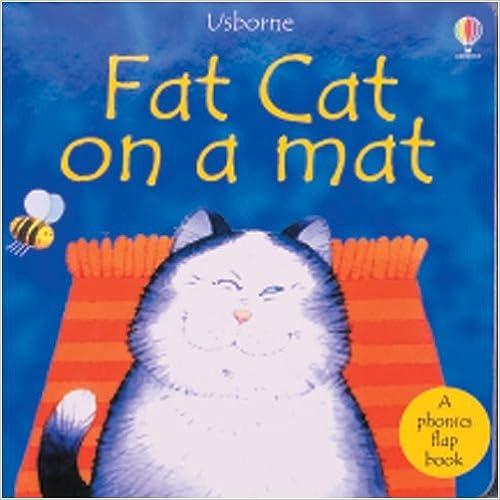 Fat Cat Mat Fat Cat on a Mat Phonics