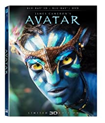 Avatar (Blu-ray 3D + Blu-ray/ DVD Combo Pack)