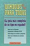 img - for Windows 95/98 para todos book / textbook / text book
