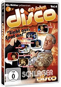 Various Artists - 40 Jahre Disco: Schlager Disco