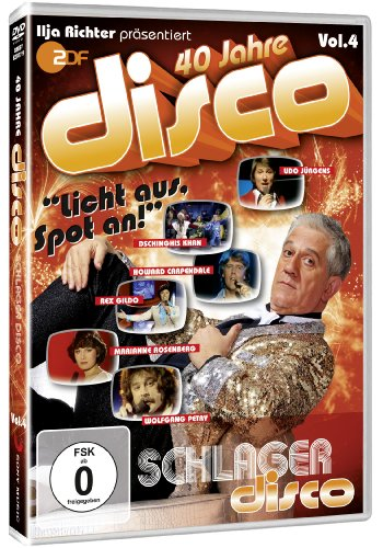 Various Artists - 40 Jahre Disco: