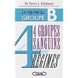 4 groupes sanguins-4 regimes -bby PETER J. (DR) D'ADAMO