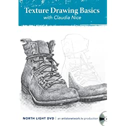 Texture Drawing Basics with Claudia Nice