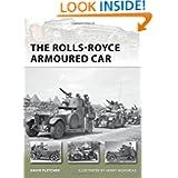 The Rolls-Royce Armoured Car (New Vanguard)