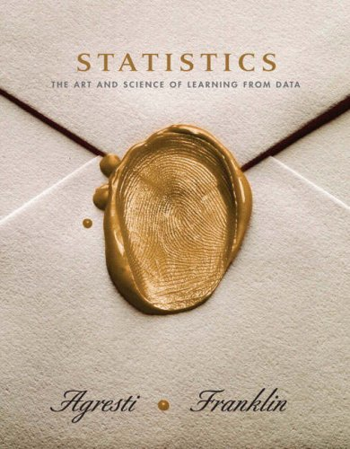 Statistics: AND Beginning Behavioral Research, a Conceptual Primer: The Art and Science of Learning from Data