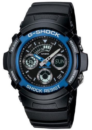 G-Shock Men's Shock Resist watch #AW-591-2A