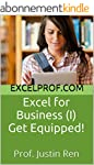Excel for Business  (I) Get Equipped!...