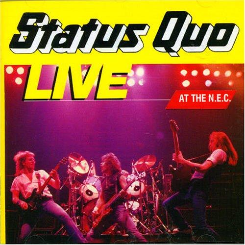 Status Quo - Live at the NEC - Zortam Music