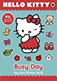 Ladybird Hello Kitty's Busy Day: My First Sticker Book (Hello Kitty My First Sticker)