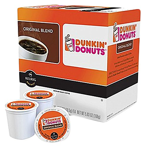 DUNKIN' DONUTS KEURIG Decaf Original K-Cup, 10 ct (Keurig Dunkin Donuts Decaf compare prices)