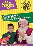 We Sign Santa's Favorite Christmas Songs (Sign & Sing Along)
