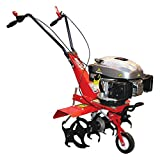Hecht Benzin - Gartenfräse 746 Motorhacke 5,1 PS, 36 oder 60cm Arbeitsbreite
