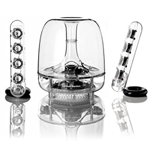 [Amazon] JBL Harman KardanSoundsticks III 2.1 Multimedia Speakers@ 7649