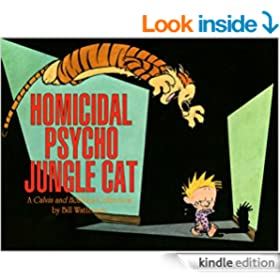 Homicidal Psycho Jungle Cat: A Calvin and Hobbes Collection (Calvin & Hobbes)