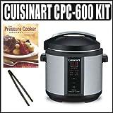 Cuisinart CPC-600 Electric Pressure Cooker