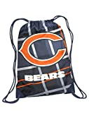 NFL Chicago Bears Drawstring Bag with Sleeping Sack
