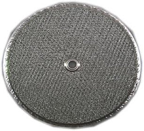Flat Round Range Hood Filter; 11-1/2 diameter; with center hole (Round Range Hood compare prices)