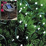 New Multicolor Solar 100 LED String Garden Lights Indoor/Outdoor