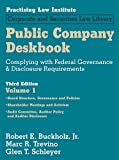img - for Public Company Deskbook: Complying with Federal Governance & Disclosure Requirements (3-Volume set) (Corporate and Securities Law Library) (Vol. 1) book / textbook / text book