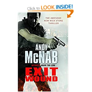 Exit Wound - Andy McNab