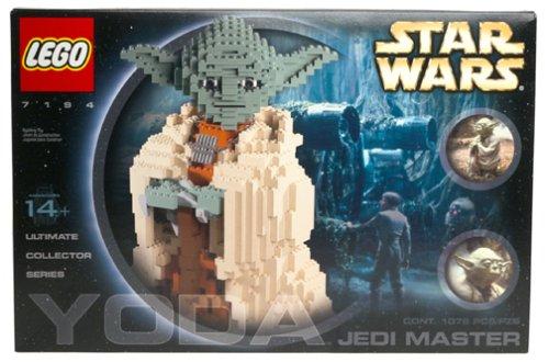 Pic of Lego Yoda