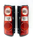 ユニカー(Unicar) B-BLOOD E25キャラバン ホーミー LEDテールランプ 赤/白 GT-081