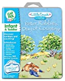 LeapFrog Little Touch LeapPad Book: Peter Rabbit's Day of Counting