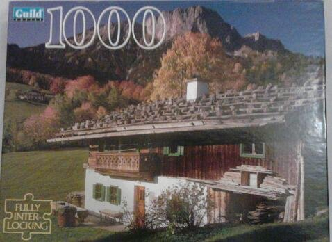 "Guild ""Farmhouse"" 1000 Piece Puzzle"