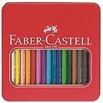 Faber-Castell 110916 - Farbstifte Jum...