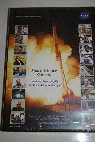 Space Science Careers Building Hinode Xrt A Space X-Ray Telescope