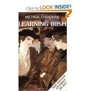 Learning Irish Micheal O'Siadhail