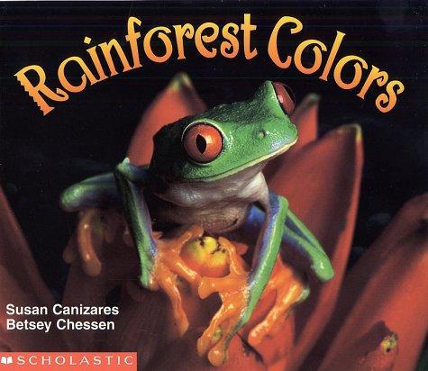 Rainforest Colors (Science Emergent Readers)