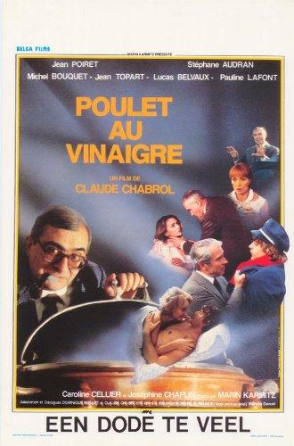Poulet au vinaigre Affiche Movie Poster (11 x 17 Inches - 28cm x 44cm) (1985) ...