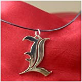 Death Note L Yagami Necklace Cosplay Cos KTWJ248