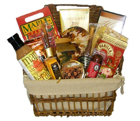 Fall Harvest Hamper - Thanksgiving Gift Basket