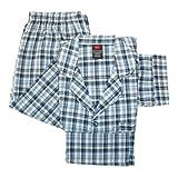 Mens Print Broadcloth Pajamas by Hanes