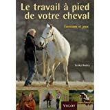 Le travail  pied de votre cheval : Exercices et jeux pour dvelopper un lien puissant avec votre chevalpar Lesley Bayley