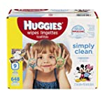 HUGGIES Simply Clean Unscented Soft B...