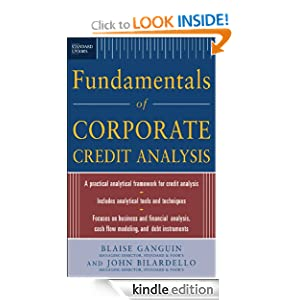 Standard & Poor's Fundamentals of Corporate Credit Analysis Blaise Ganguin John Bilardello