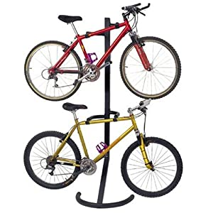 Click to buy Bicycle Storage Solutions: Freestanding Bike Stand from Amazon!