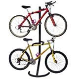 Racor Pro PLB-2R Two-Bike Gravity Freestanding Bike Stand ~ Racor