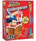 Disney Learning Kindergarten Bundle (Pooh Kindergarten, Mickey Kindergarten, and Phonics Quest)