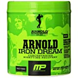 Arnold By Muscle pharm Iron Dream Fruit Punch 30 Servings Comparison-image