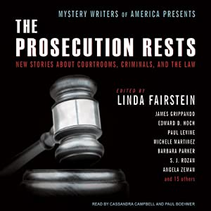 Mystery Writers of America Presents The Prosecution Rests Audiobook