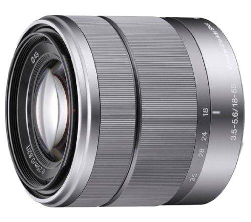 Sony SEL1855 Alpha NEX Series Lens 18-55mm F3.5-5.6 OSS