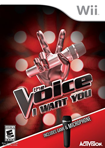 The Voice Bundle with Microphone