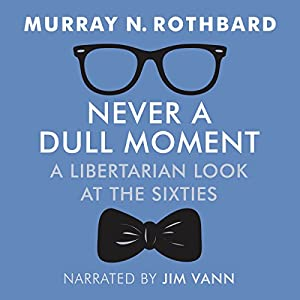 Never a Dull Moment Audiobook