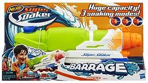 Hasbro A4837E24 - Super Soaker Barrage