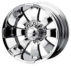"Mazzi Hulk 755 Chrome Wheel (18x10""/8x165.1mm)"